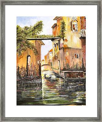 Venice- Italy Framed Print