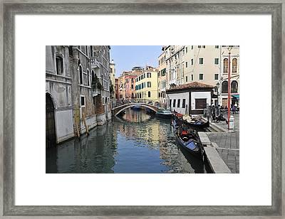 Venice Italy Framed Print by John Jacquemain