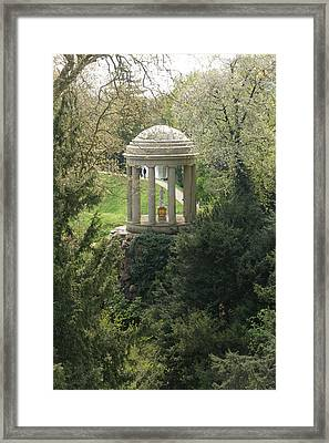 Venus Temple Framed Print by Olaf Christian