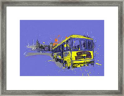 Victoria Art 014 Framed Print by Catf