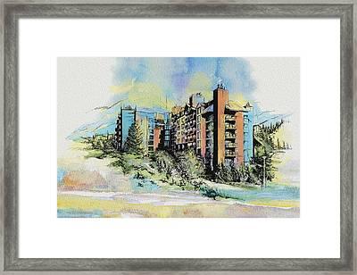 Victoria Art Framed Print