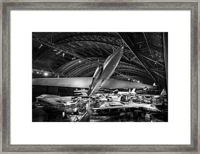 Vigilance From The Air Framed Print