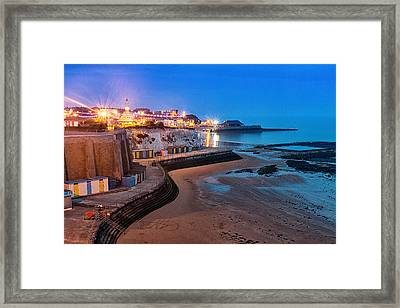 Viking Bay Broadstairs Framed Print by Ian Hufton