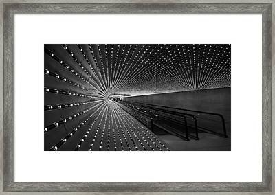 Framed Print featuring the photograph Villareal's Multiuniverse by Cora Wandel