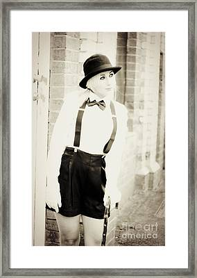 Vintage Charm Framed Print by Jorgo Photography - Wall Art Gallery