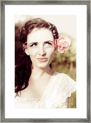 Vintage Connection Framed Print by Jorgo Photography - Wall Art Gallery