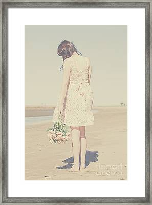 Vintage Heartache Framed Print by Jorgo Photography - Wall Art Gallery