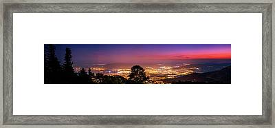 Volos Framed Print by Babak Tafreshi