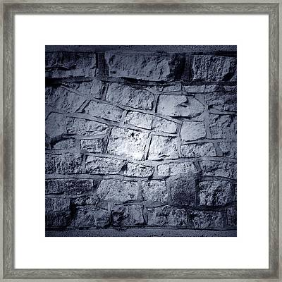 Wall Framed Print by Les Cunliffe