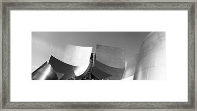 Walt Disney Concert Hall, Los Angeles Framed Print