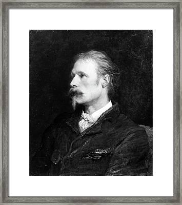 Walter Crane (1845-1915) Framed Print
