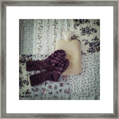 Warm And Cozy Framed Print by Joana Kruse