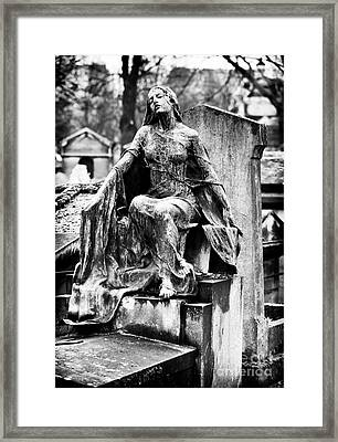 Watching Over You Framed Print by John Rizzuto