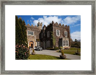 Waterford Castle , County Waterford Framed Print by Panoramic Images
