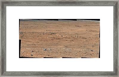 Waypoint 1 Framed Print by Nasa