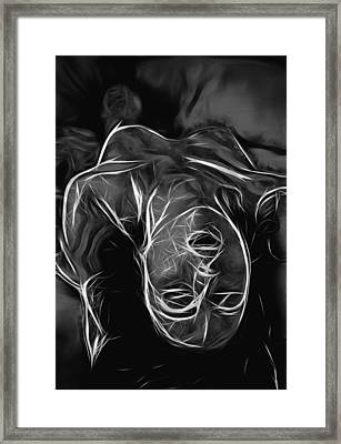 We Fade To Grey Framed Print by Steve K