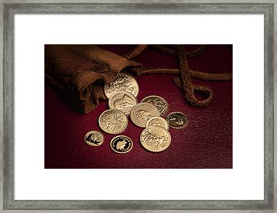 Wealth Framed Print