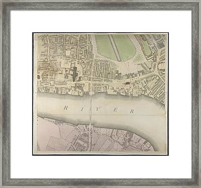 Westminster Framed Print by British Library