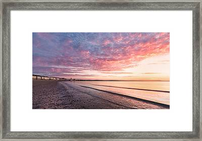 Weymouth  Framed Print by Ollie Taylor