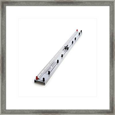 Wheatstone Bridge Framed Print
