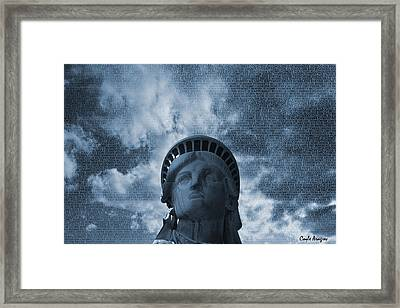 Where Is Home? Framed Print by Coqle Aragrev