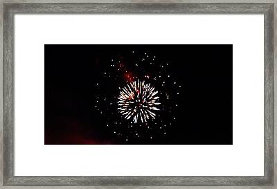 Framed Print featuring the photograph White Dwarf by Amar Sheow