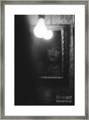 Who Am I Framed Print by Steven Macanka