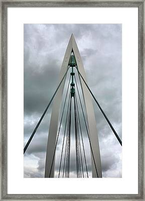 Wichita  Framed Print by JC Findley