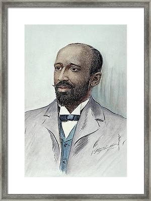 William E Framed Print by Granger