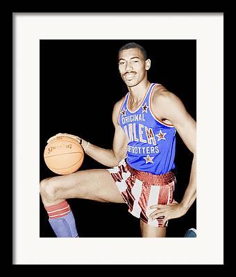 American Basketball League Framed Prints