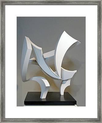 Wind Framed Print by John Neumann