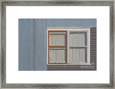 Windows Framed Print by Jim Wright