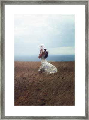 Windy Day Framed Print by Joana Kruse