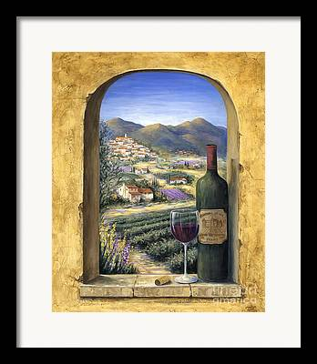 Fine Bottle Paintings Framed Prints