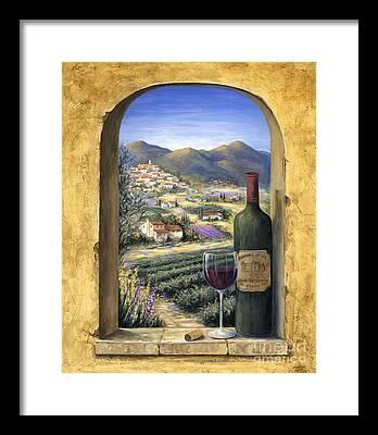 Views Paintings Framed Prints
