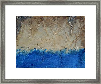 Winter Framed Print by Holly Anderson
