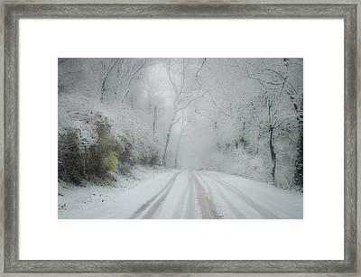 Winter Wonderland Framed Print by Bill Cannon