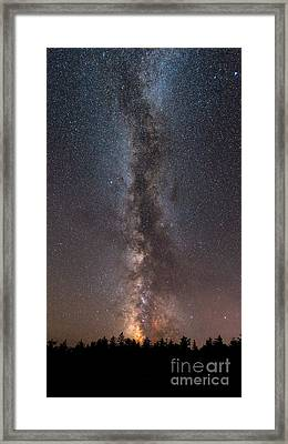 Wish Upon A Star Framed Print by Michael Ver Sprill