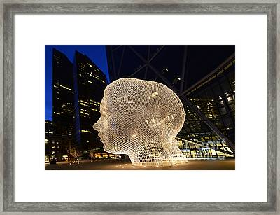 Wonderland 4 Framed Print by Bob Christopher