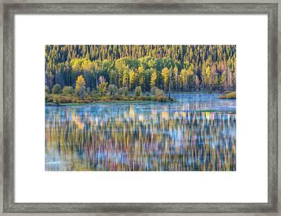 Wyoming, Grand Teton National Park Framed Print by Jaynes Gallery