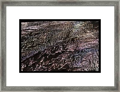 Xanada - Mars  Framed Print by Freyk John Geeris