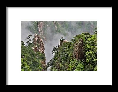 Anhui Framed Prints