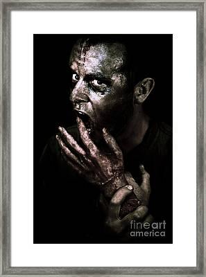 Zombie Apocalypse Framed Print by Jorgo Photography - Wall Art Gallery