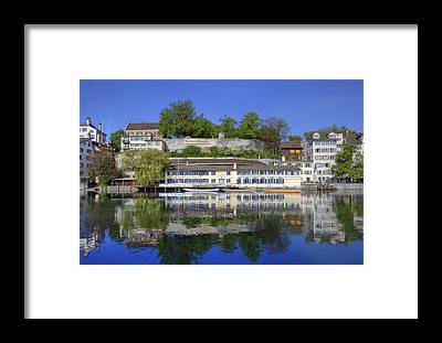 Zuerich Framed Prints