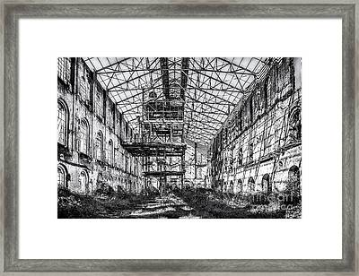 Abandoned Sugar Mill Framed Print by Traven Milovich