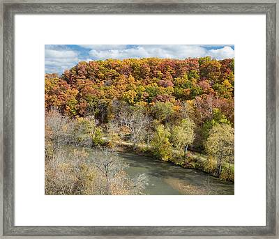 Cuyahoga Valley National Park Framed Print by Jim West