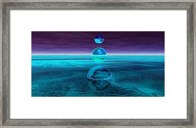 Dream Scapes Series One Framed Print