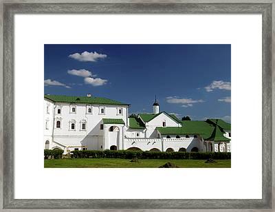 Europe, Russia, Suzdal Framed Print by Kymri Wilt