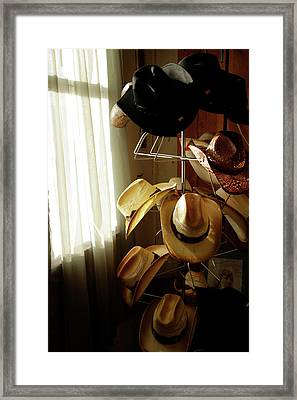 Hackberry, Arizona, United States Framed Print by Julien Mcroberts