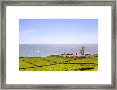 Isle Of Wight Framed Print